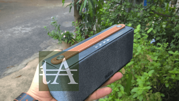 Veho M6 360 Mode Retro Bluetooth Speaker