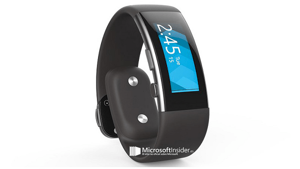Microsoft Band 2 Leak