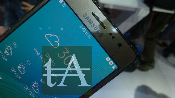 Samsung Z3 Front Facing Camera