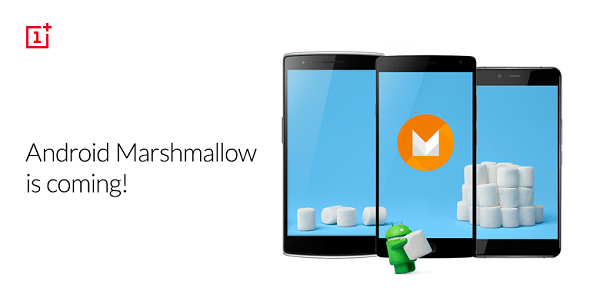 Android Marshmallow Update Coming OnePlus