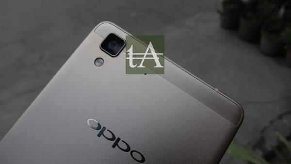 Oppo R7 Lite Rear Camera