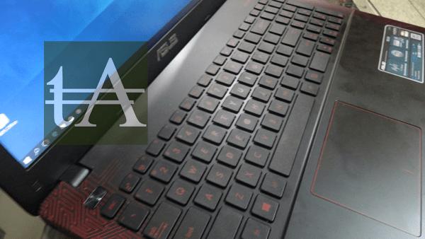 Asus R510JX Keyboard