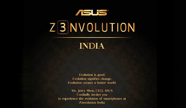 Asus Zenvolution Invite