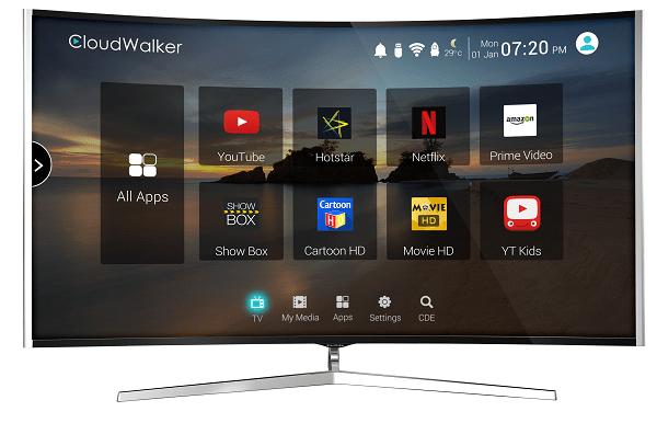 CloudWalker TV