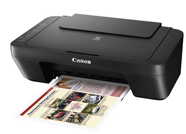 Canon Pixma MG3070S Paper Tray
