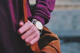 Charlie Watch grey