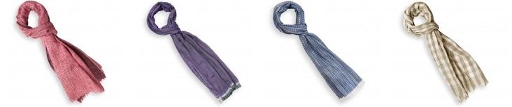 foulards the nines