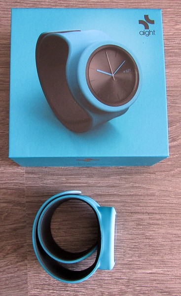 montre caribbean blue aight