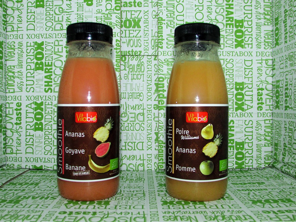 smoothies vitabio