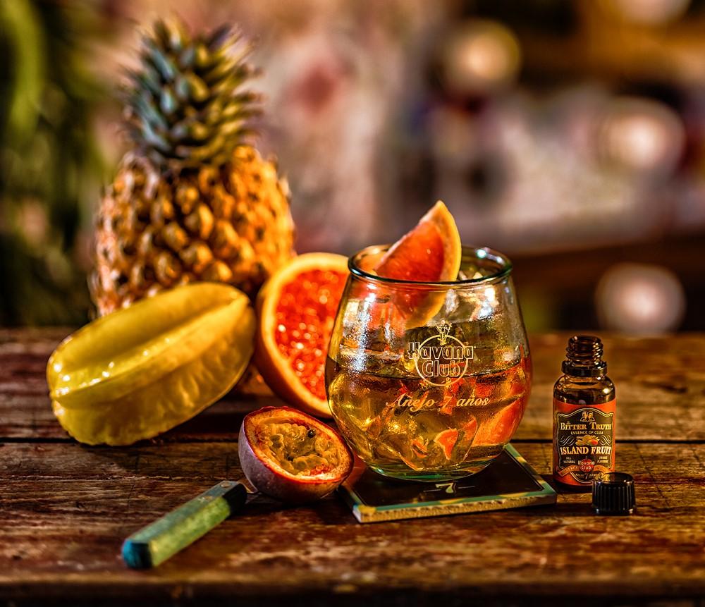 cocktail havana club