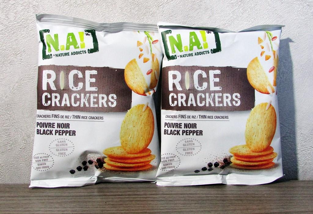 rice crackers NA