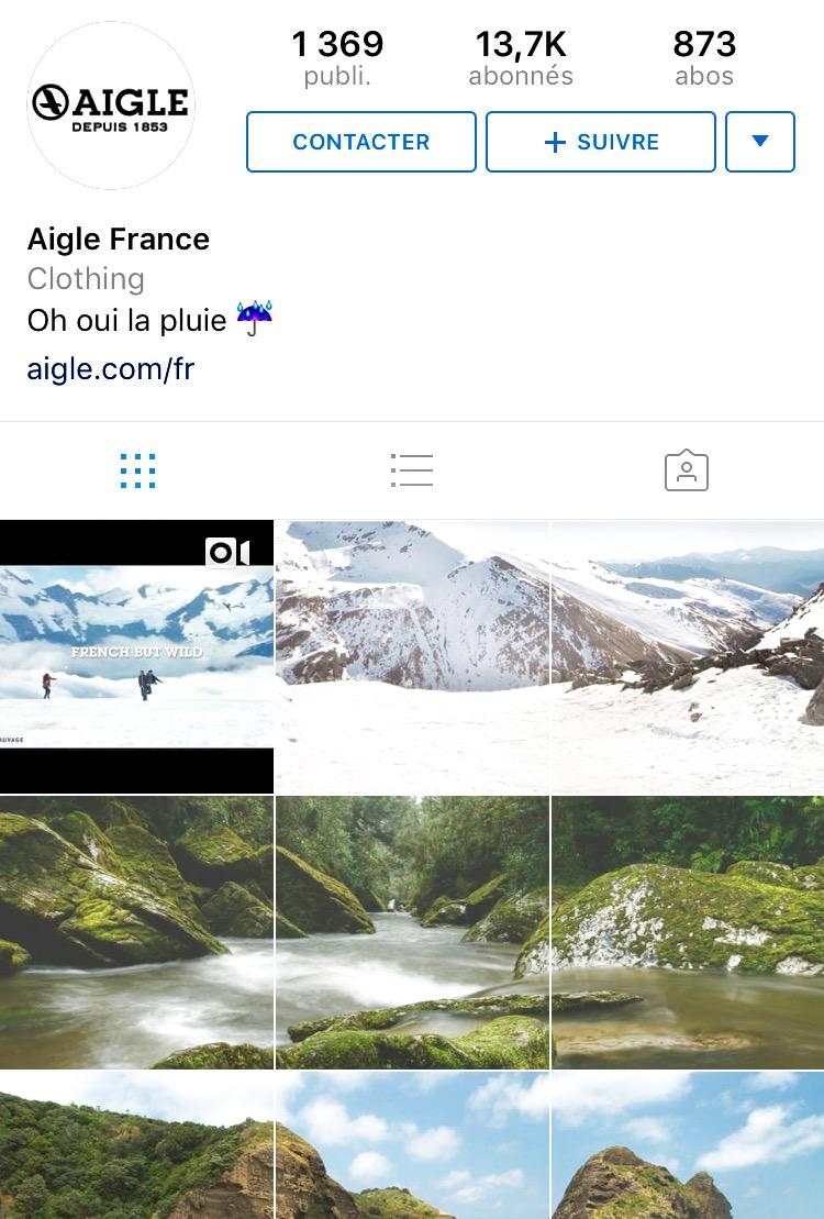 aigle-instagram