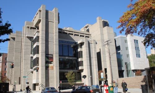 "This is the first thing that came up in Google for ""Yale architecture"". Hahahahaha."