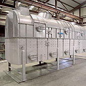 Food Fluid Bed Dryers