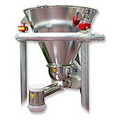 Food Gravimetric Feeders