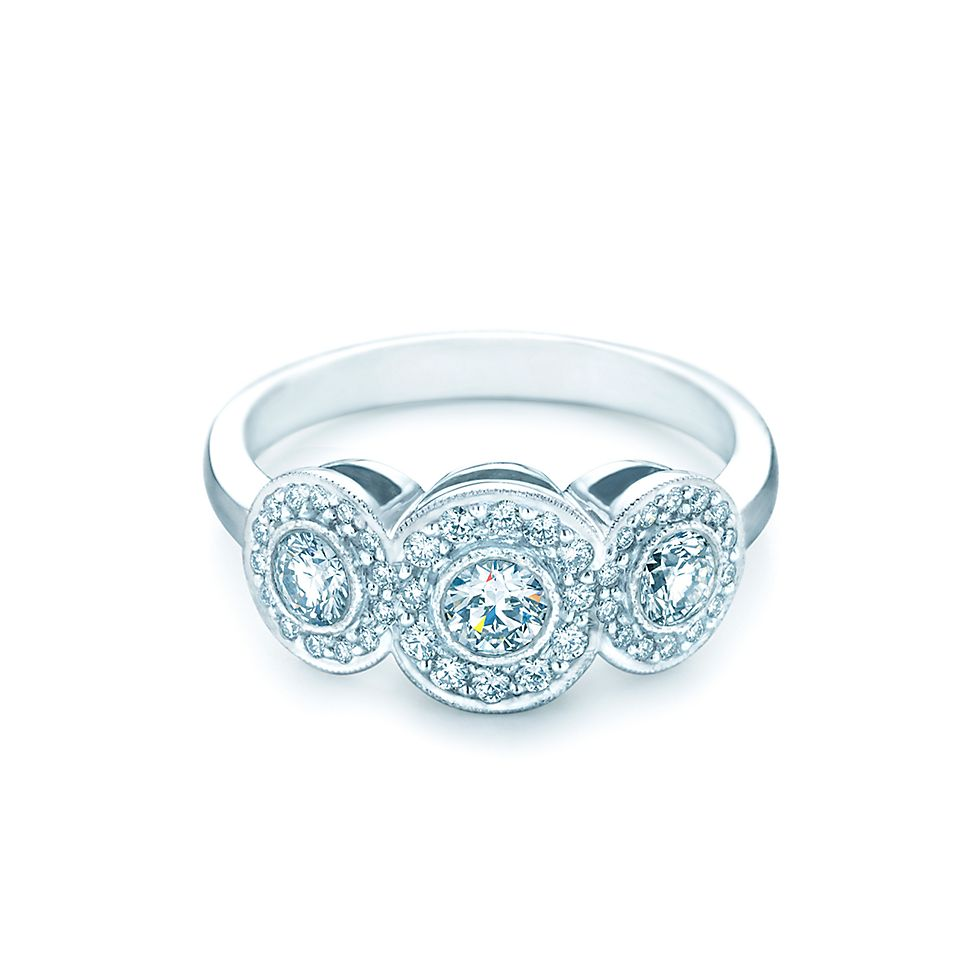 the beauty of matching wedding bands wedding rings tiffany Tiffany Co