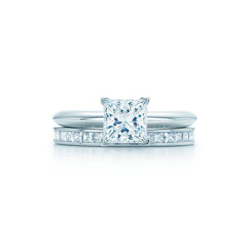 Medium Crop Of Princess Cut Engagement Rings