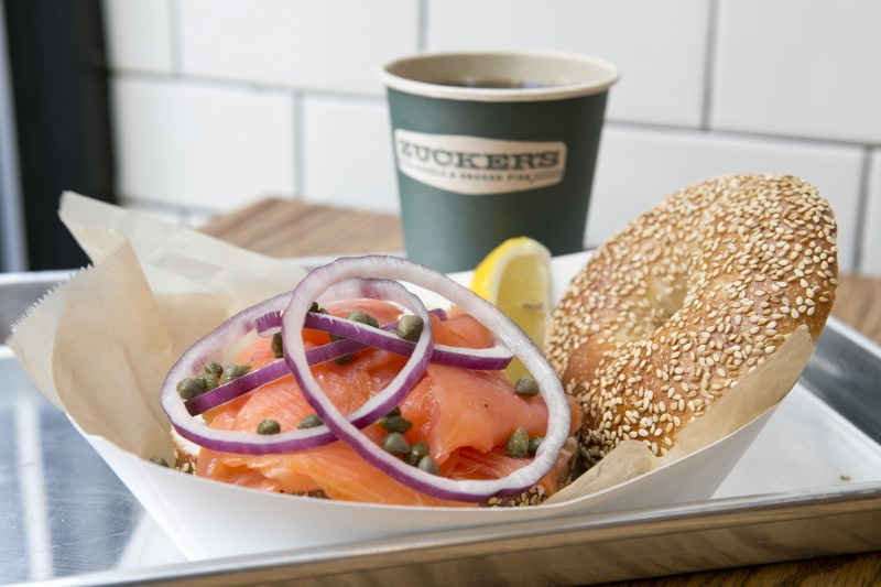 Large Of Best Bagel And Coffee