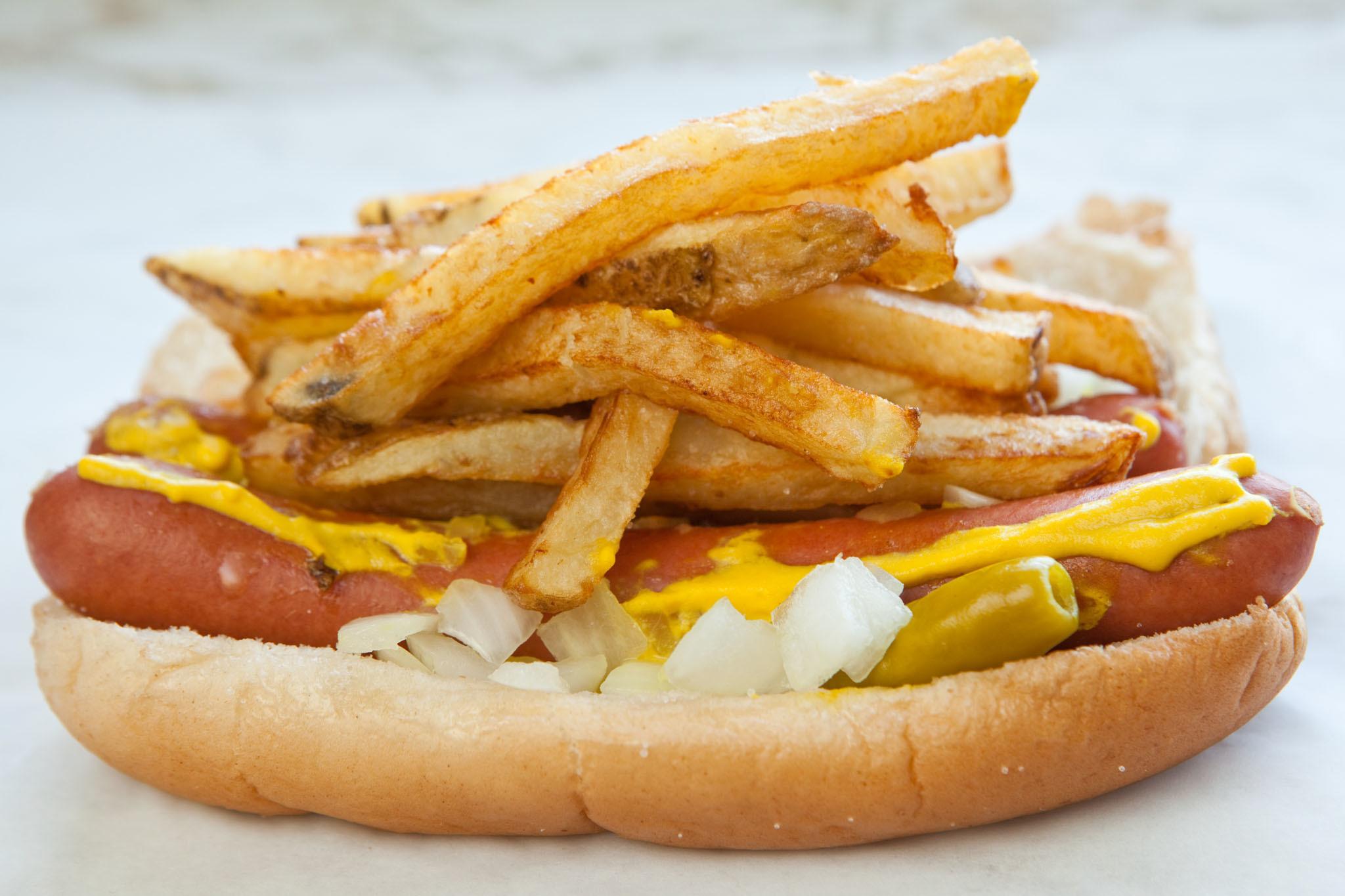 Floor Six Iconic Stands That Hot Vegan Ago Style Hot Dog Recipe Ago Hot Dog Bun Recipe nice food Chicago Hot Dog Recipe