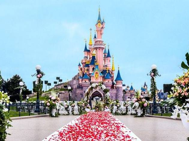 Time Out Paris   Paris Events  Activities   Things To Do Disneyland Paris 1 Day Ticket