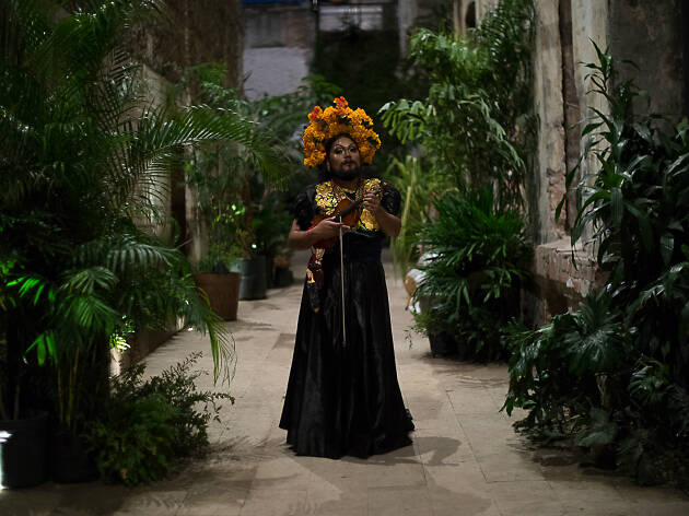 La bruja de Texcoco nace entre rituales y tradiciones mexicanas, ama la transfeminidad