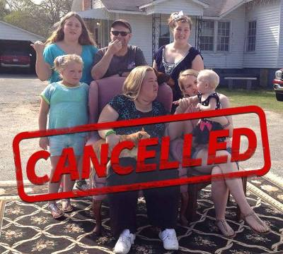 TLC Cancels 'Honey Boo Boo' ... After June Dates Child ...