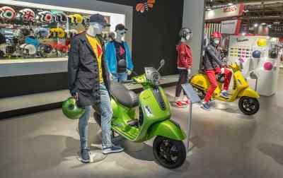 Vespa Total Look 2018 lifestyle attire | Torque