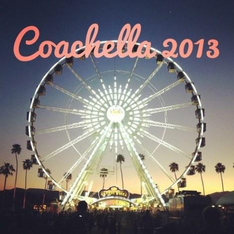 surviving coachella Ferris wheel sunset