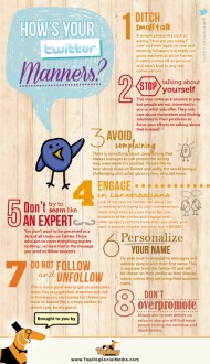 8 Rules For Optimal Twitter Etiquette