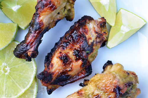 Paleo Chili-Lime Chicken Kabobs