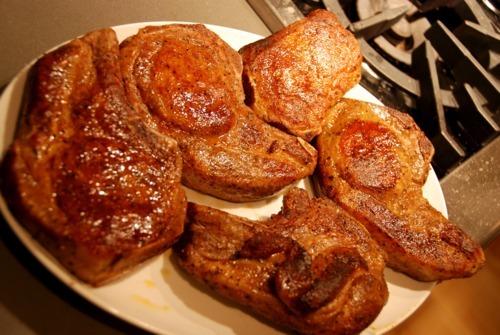 Paleo Pork Supreme