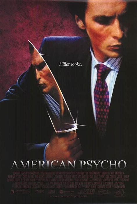 American Psycho Poster 2000