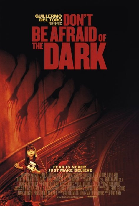Don't be Afraid of the Dark (2011) poster