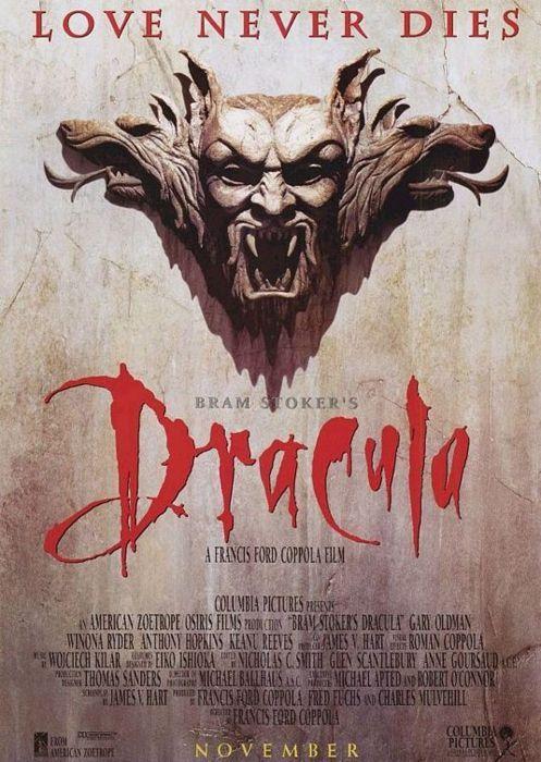 Bram Stoker's Dracula (1992) poster