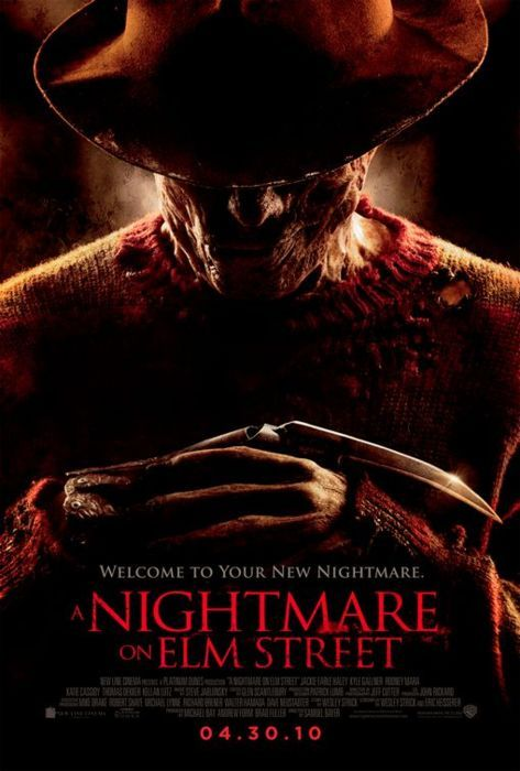 A Nightmare on Elm's Street (2010) poster