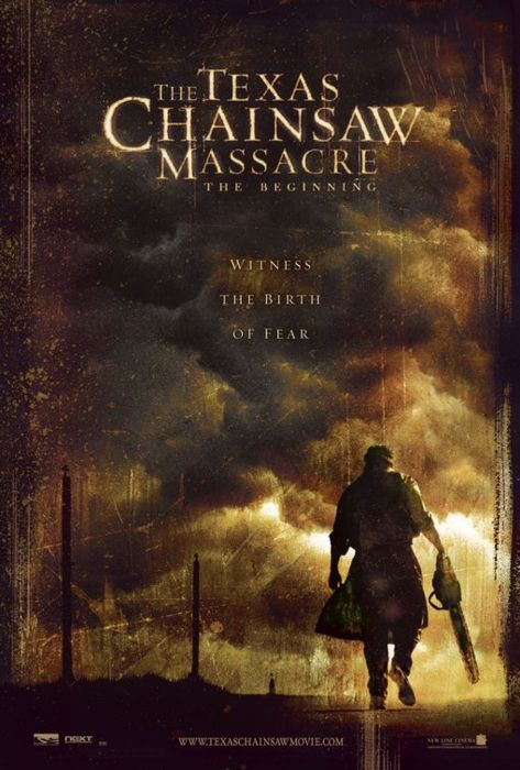 The Texas Chainsaw Massacre: The Beginning (2006) poster