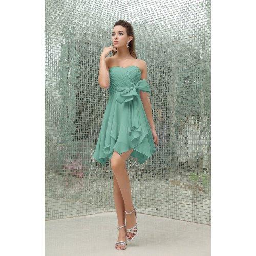 Medium Crop Of Mint Green Dress