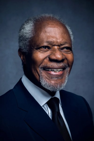 Kofi Annan on Facing the Future Together | Vanity Fair