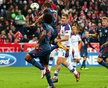 Video: Bayern Munich vs CSKA Moskva