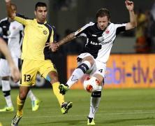Video: Maccabi Tel Aviv vs Eintracht Frankfurt
