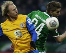 Video: Werder Bremen vs Eintracht Braunschweig