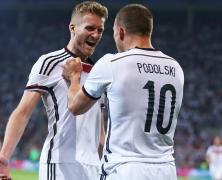 Video: Đức vs Armenia