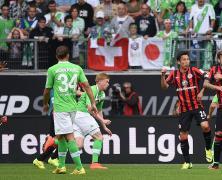 Video: Wolfsburg vs Eintracht Frankfurt