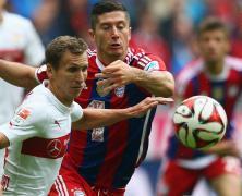 Video: Bayern Munich vs Stuttgart