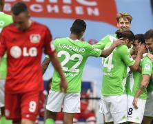 Video: Wolfsburg vs Bayer Leverkusen