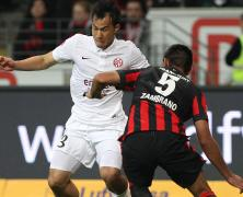 Video: Eintracht Frankfurt vs Mainz 05
