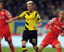 Video: Fortuna Dusseldorf vs Borussia Dortmund
