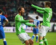 Video: Wolfsburg vs Hoffenheim