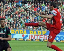 Video: Freiburg vs Werder Bremen