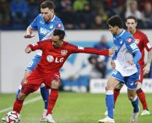 Video: Bayer Leverkusen vs Hoffenheim